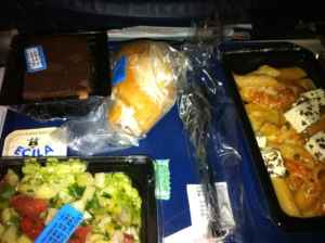 Jantar na US Airways